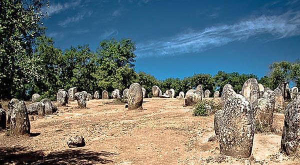 Cromeleque-dos-Almendres-Megalitica-Evor