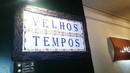 Restaurante Velhos Tempos