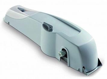 •Accionador electromecánico para puertas basculantes contrapesadas muy silencioso