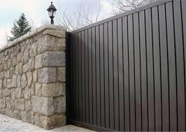 Perfil puerta vertical