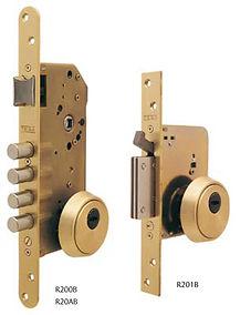 cerradura de seguridad