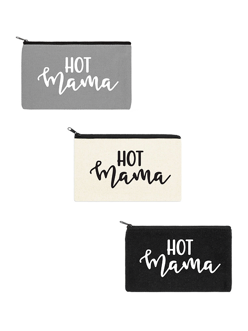 HOT MAMA COSMETIC BAG