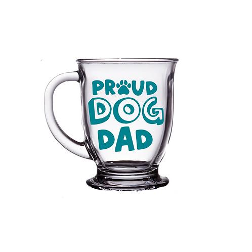 PROUD DOG DAD MUG