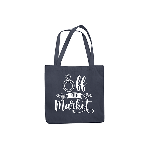 OFF THE MARKET TOTE