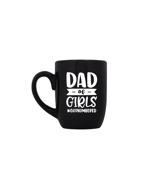 DAD OF GIRLS MUG
