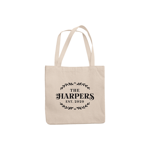 HARPERS FAMILY TOTE
