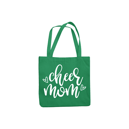 CHEER MOM TOTE