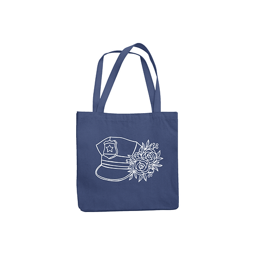 POLICE SUPPORT TOTE