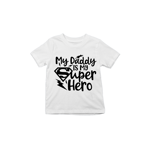 DADDY SUPER HERO SUPERMAN