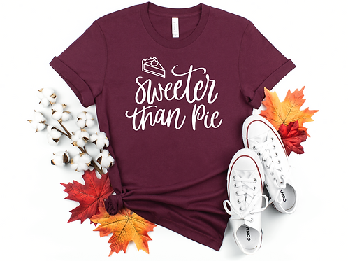SWEETER THAN PIE