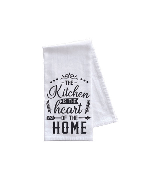 HEART OF THE HOME TOWEL