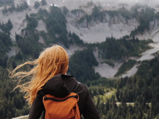 "12 Reasons You Should Go "" Hiking """