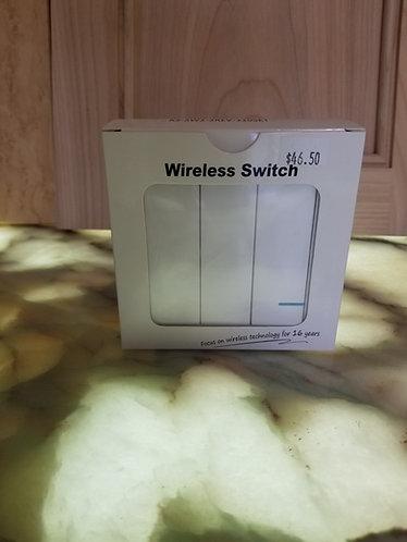 Triple light switch