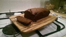 Kirsty's Banana Buckwheat Bread
