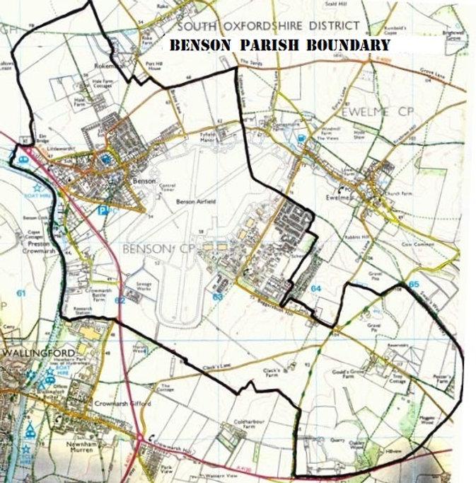 History of Benson