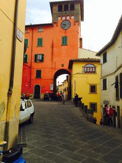 Six Days in Loro Ciuffenna, Tuscany
