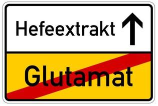 Glutamat nicht gleich Hefeextrakt