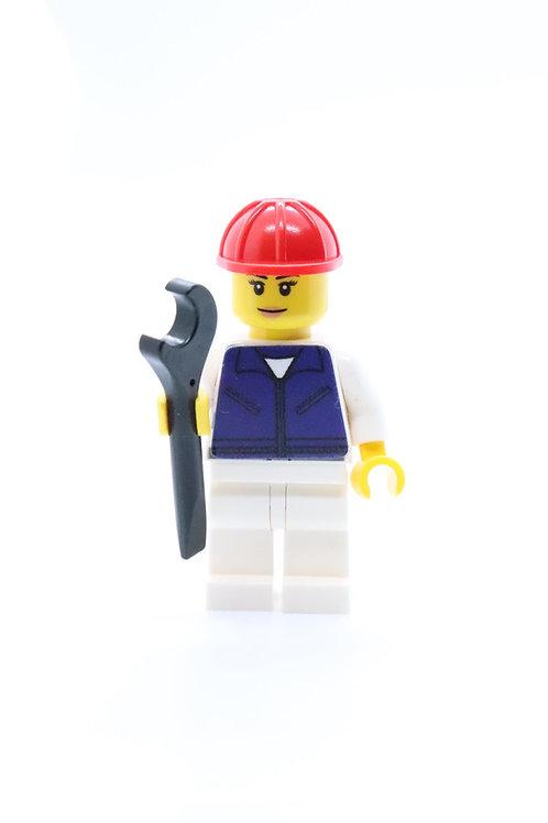 Engineer Minifigure