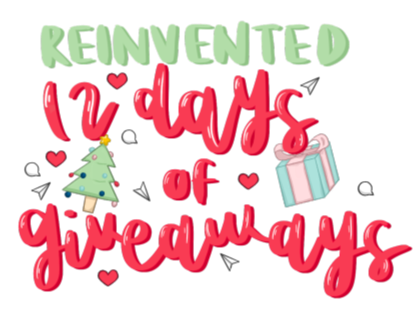 Reinvented 12 Days of Giveaways