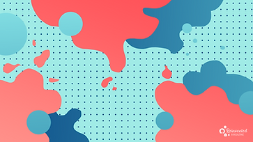 Reinvented Color Splash Zoom Background.