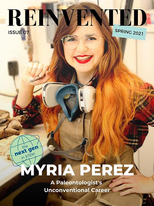 Seventh Issue: Digital Magazine