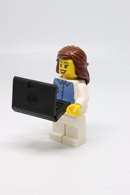 Computer Scientist Minifigure