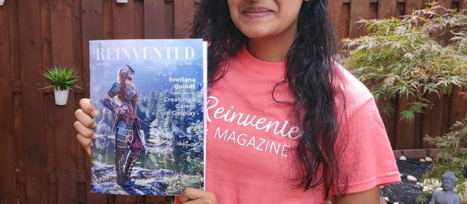 September Member of the Month: Varija Mehta