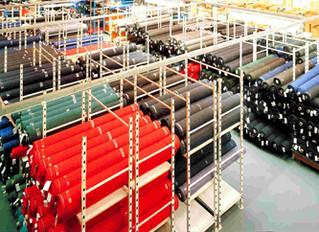 Некоторые особенности организации склада швейного предприятия