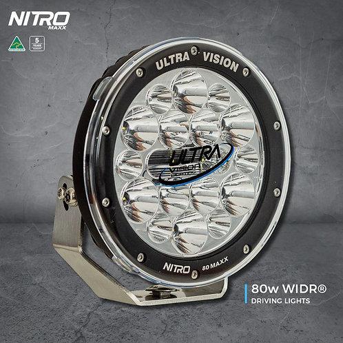 NITRO Maxx 80W LED (PAIR)