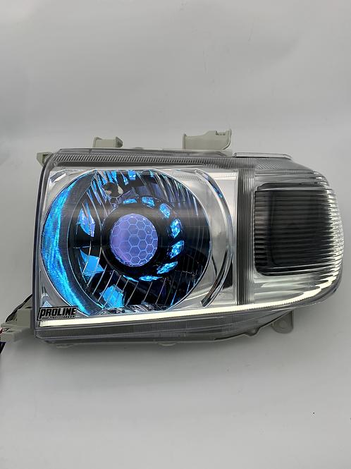 Chrome 70 Series Headlights