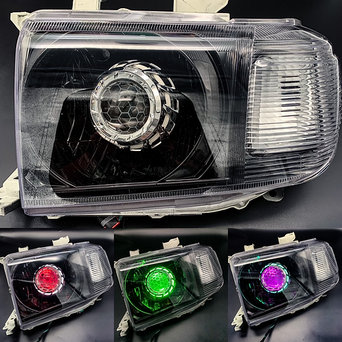 70 Series Colour Change HID Projector Headlights