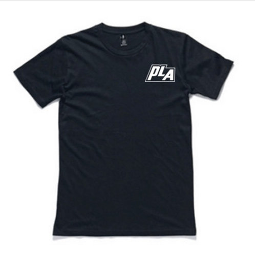 YEAH YOU BASIC! (BLACK) PLA TSHIRT
