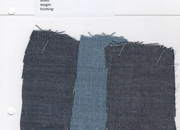 Cotton 80.4% Linen 19.6%