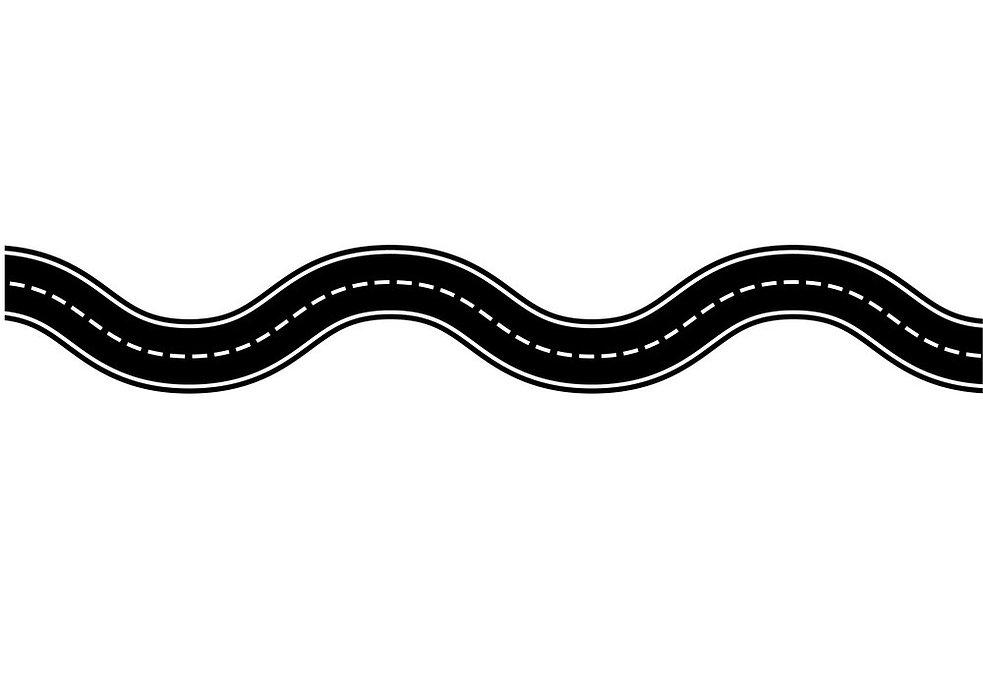 winding-road-asphalt-design-vector-25721