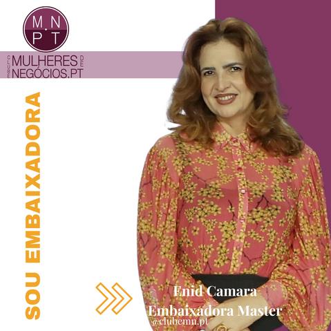 Enid Camara Embaixadora Master Brasil.