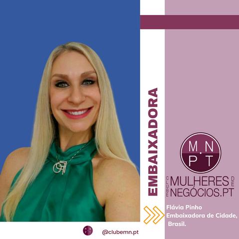 Embaixadora de Cidade, Brasil.
