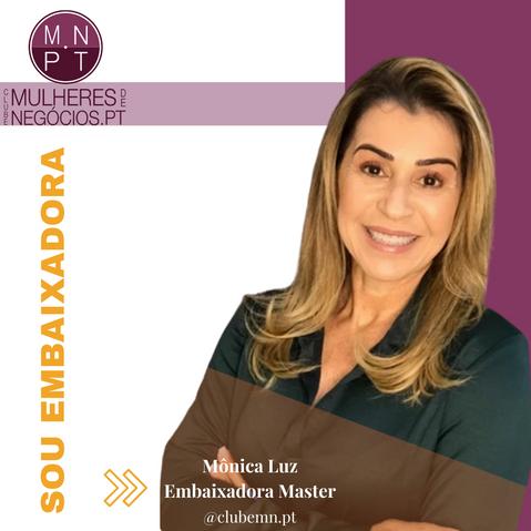 Embaixadora Master Brasil.