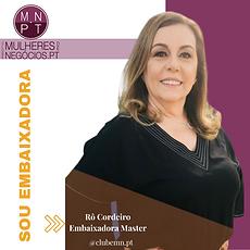 Embaixadora Master