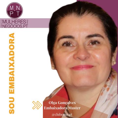 Embaixadora Master Europa.