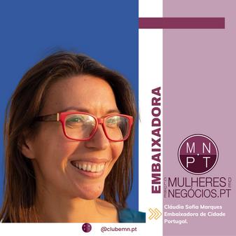 Embaixadora de Cidade, Portugal.