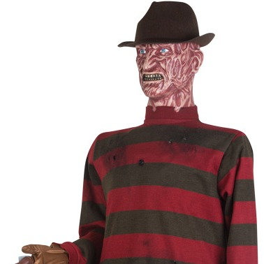 LIFE-SIZE ANIMATED FREDDY KRUEGER PROP