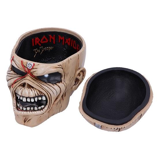 Iron Maiden The Trooper Resin Box