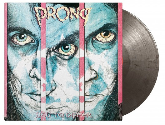 PRONG - BEG TO DIFFER VINYL LP