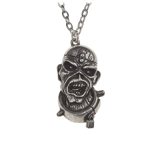IRON MAIDEN - PIECE OF MIND EDDIE PENDANT