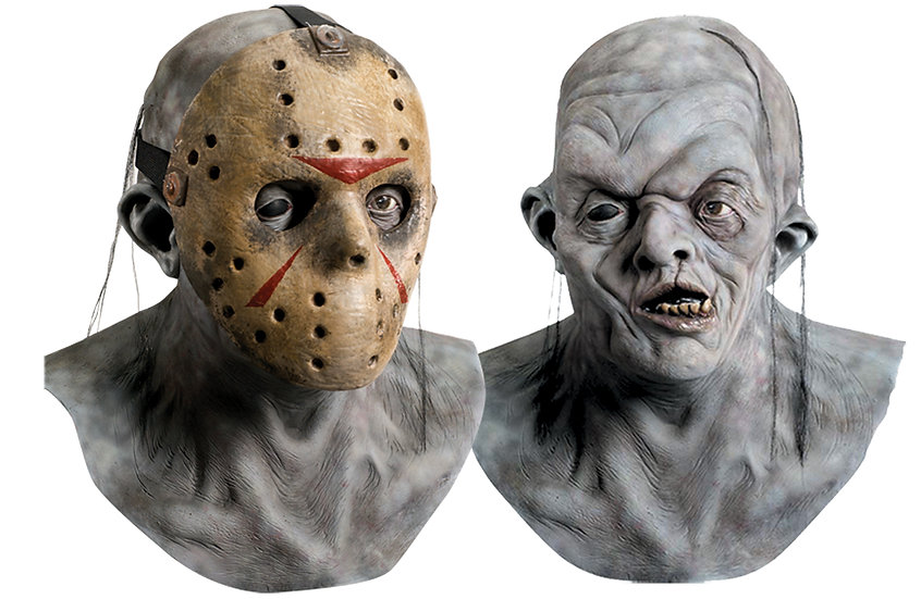 JASON VOORHEES FRIDAY THE 13TH MASK