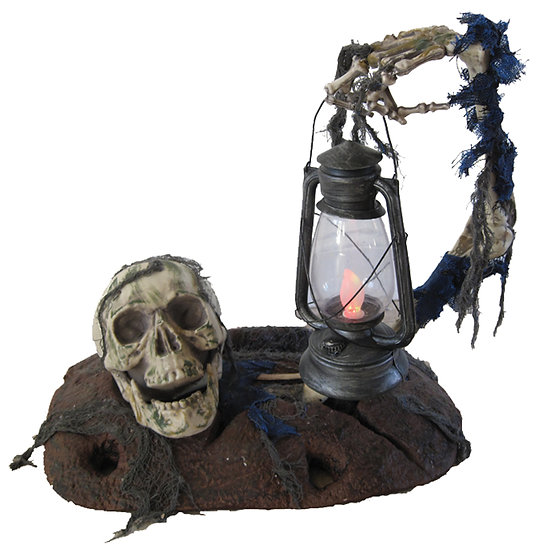 LOST SOULS GROUND BREAKER - WITH LANTERN
