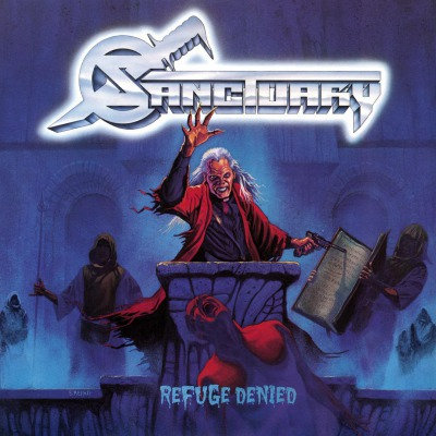 SANCTUARY - REFUGE DENIED VINYL LP