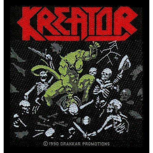 KREATOR - PLEASURE TO KILL PATCH