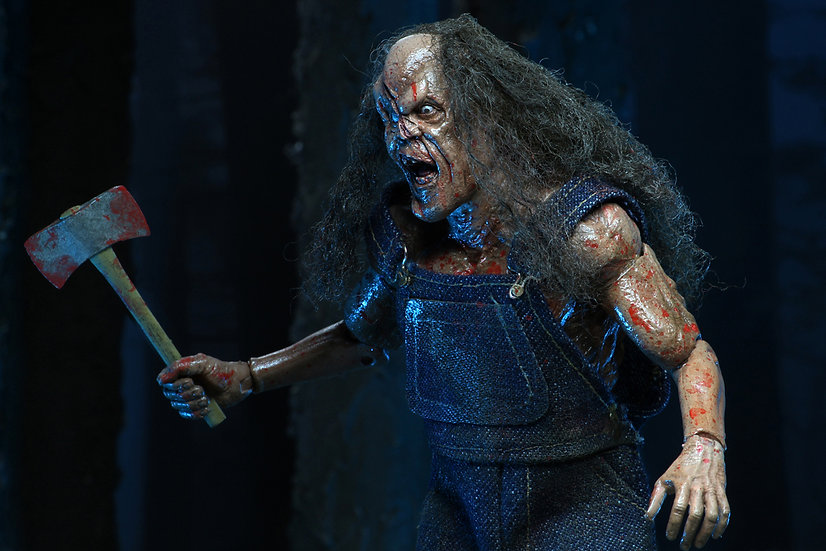 HATCHET VICTOR CROWLEY ACTION FIGURE