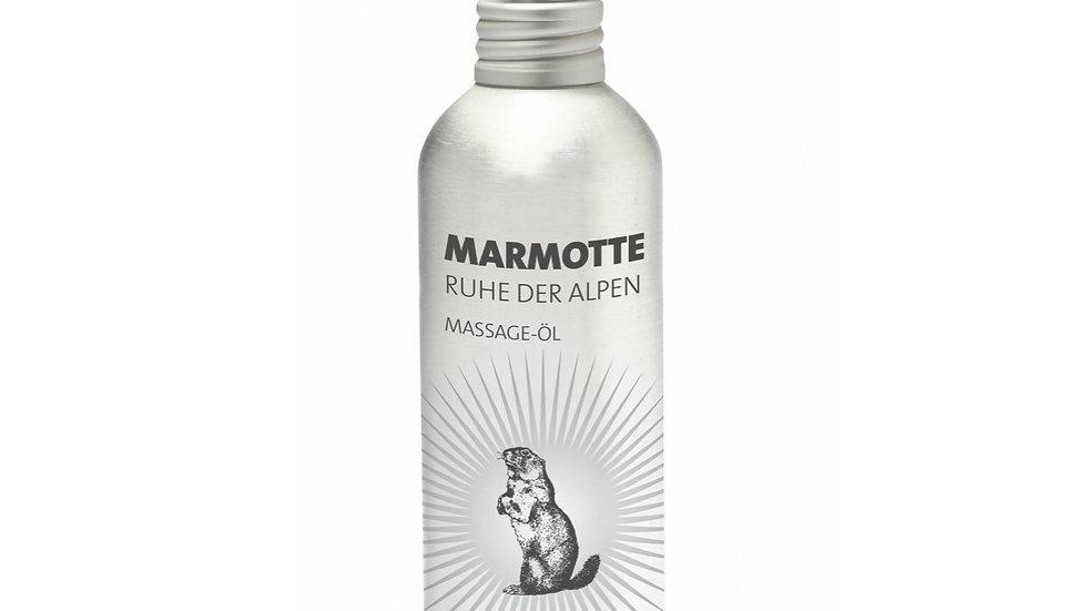 "Marmotte ""Ruhe der Alpen"""